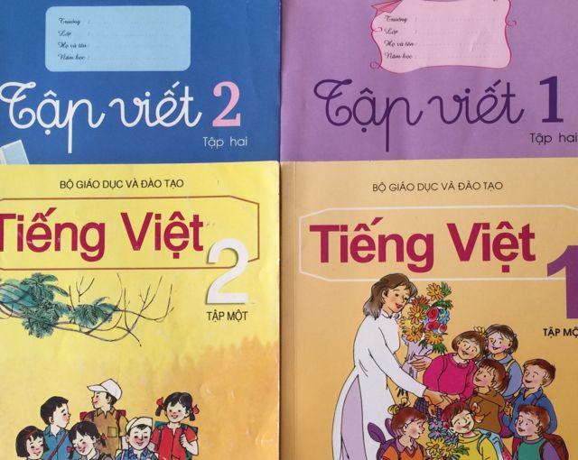 Cách dạy tiếng Việt cho học sinh lớp 1 đang là đề tài gây tranh luận