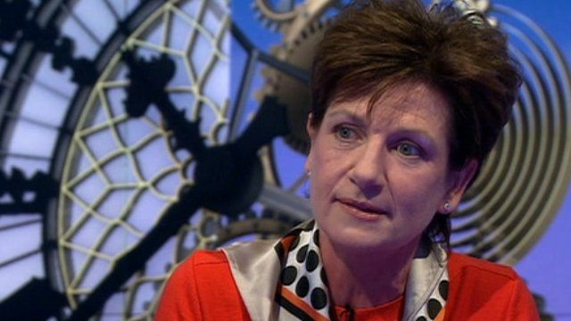 "Diane James has denied the party in Wales has ""two kings"""