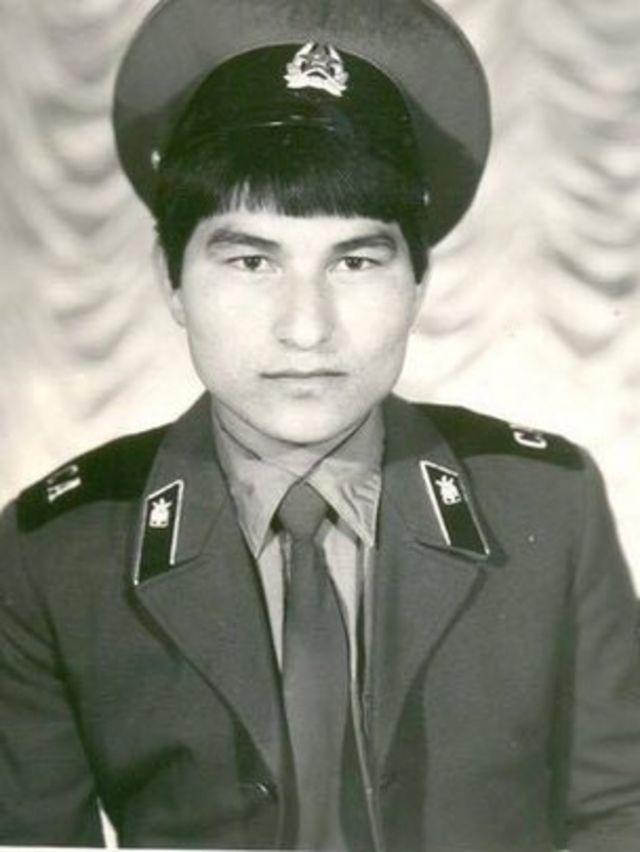 Абдурашид Шўро армияси сафида хизмат қилган