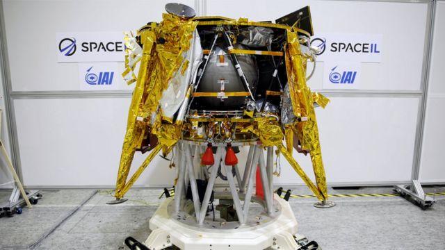 Луноход SpaceIL