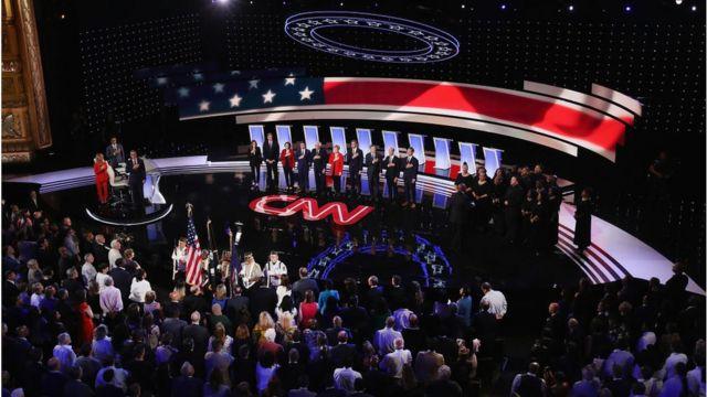 Кандидаты в президенты США от Демократической партии