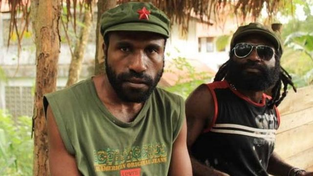 Penangkapan aktivis Papua dan name KKB