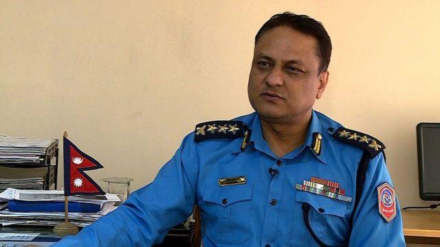 नेपाल पुलिस के प्रवक्ता सर्वेंद्र खनाल