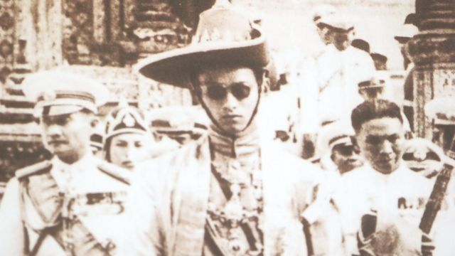 Thai Coronation owned by Tongthong Chandransu