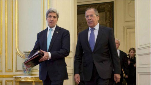 Syrie : accord sur une trêve