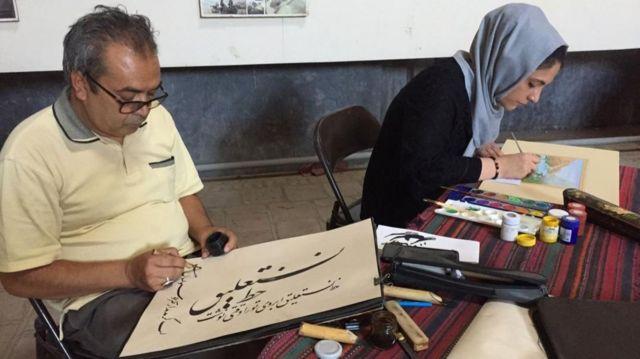 شماری از فرهنگیان هرات به ثبت خوشنویسی و مینیاتور به عنوان میراث دیگر کشورها در یونسکو اعتراض کردند