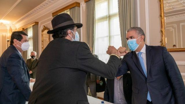Primera reunión entre Duque y Comité de Paro terminó sin acuerdo