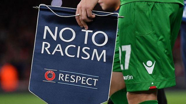 UEFA se godinama bori protiv rasizma
