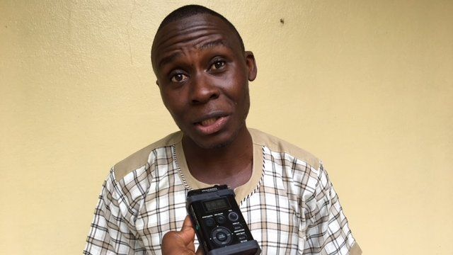 Eric Ndikum join odas for draft law for protect pikin dem from drug abuse