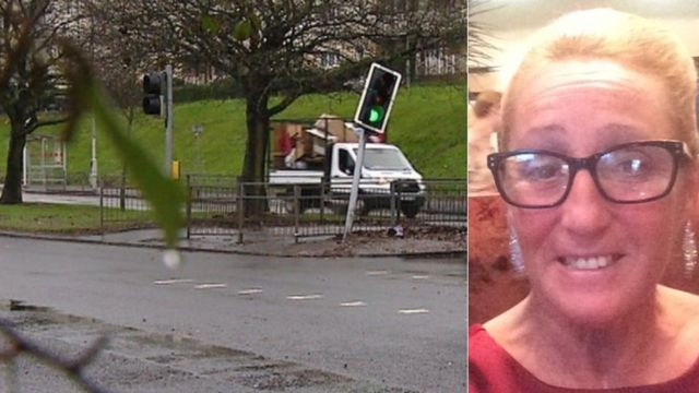 Car chased by police involved in fatal taxi crash in Glasgow