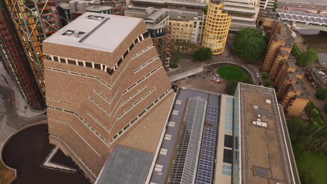 The new Tate Modern extension