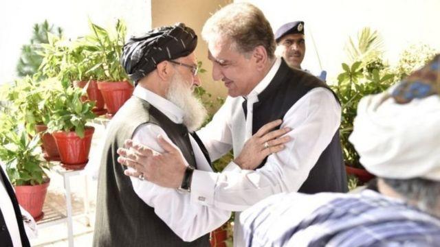 طالبان، پاکستان، شاہ محمود قریشی