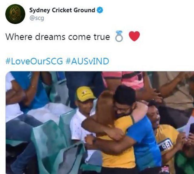 انڈیا، آسٹریلیا، کرکٹ