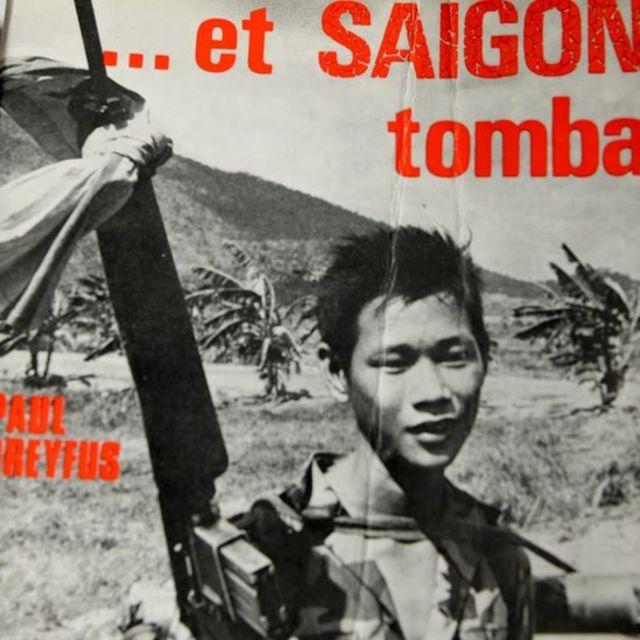 Cuốn sách 'Và Sài Gòn sụp đổ' của Paul Dreyfus