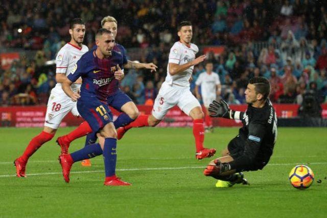 Barcelone - Séville (2-1)