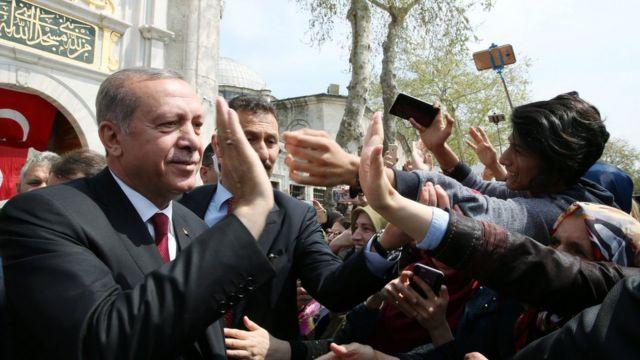 Turki, referendum, Erdogan