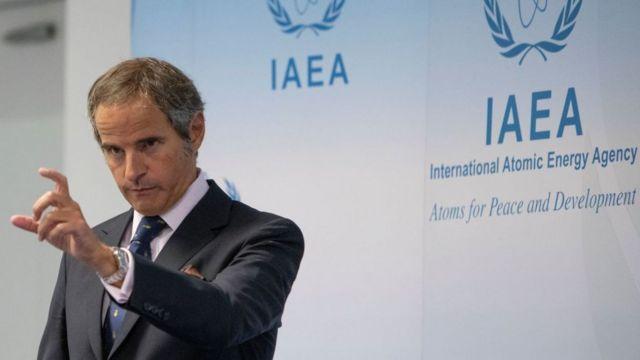 رافائل گروسی در سفرش به تهران با مقامهای ایرانی به توافقی تازه دست یافت