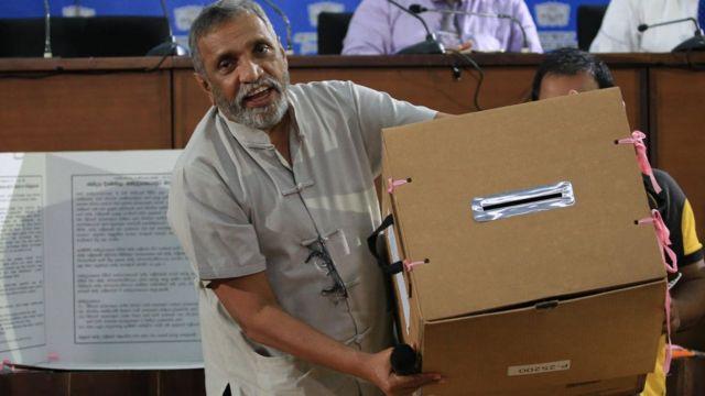 இலங்கை தேர்தல்