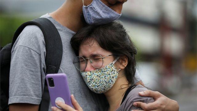 Manaus virou capital mundial da covid-19 e lockdown é única alternativa',  diz pesquisador - BBC News Brasil