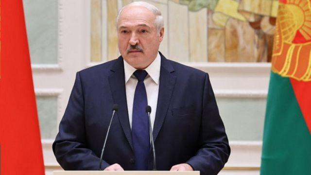 Alexander Lukashenko, 30 Oct 20