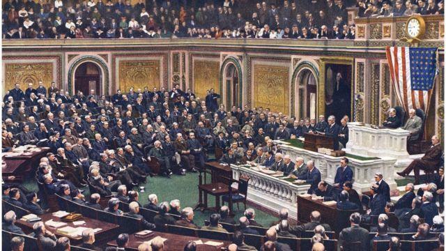 Američki kongres, 1900. godina