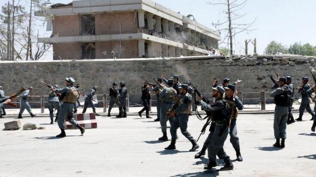 تظاهرات کابل