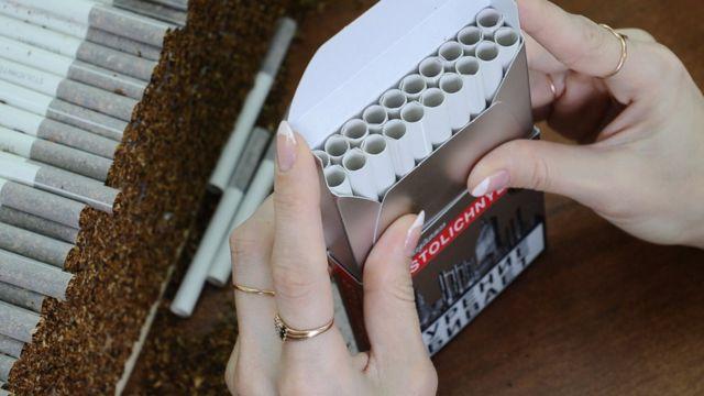 Предприятие по производству табачных изделий как заказать сигареты эссе