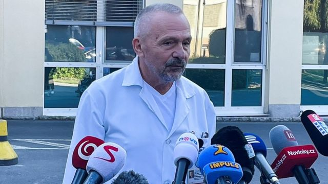 врач президента Миросав Заворал