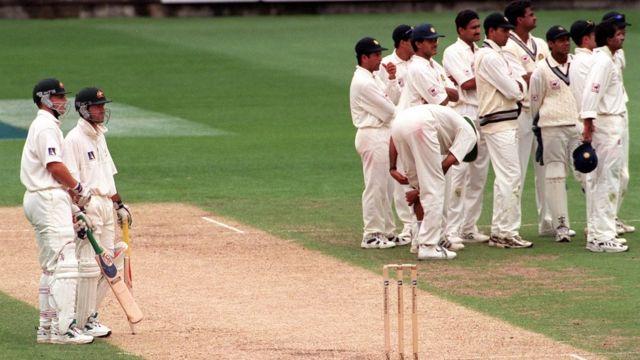 1999-ல் பாக்சிங் டே டெஸ்ட் போட்டியில் இந்திய அணி
