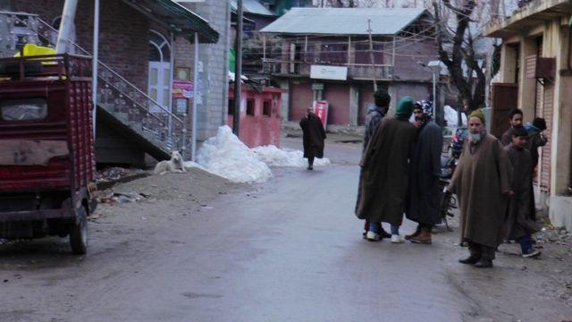 કુલગામ જિલ્લાનું નુનવઈ ગામ