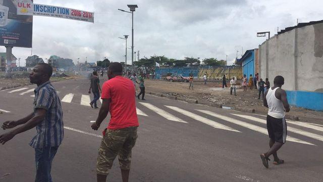Abigaragambya baramagana Perezida Kabila (19/09/2016)