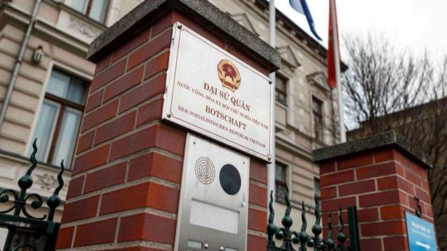 Sứ quán Việt Nam ở Berlin, Đức