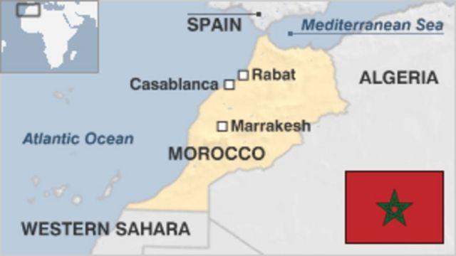Ikarata ya Maroc
