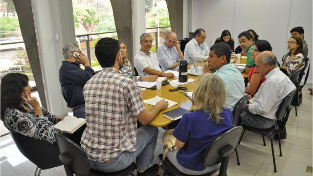 Grupo de trabalho discute problema causado pelas capivaras em BH