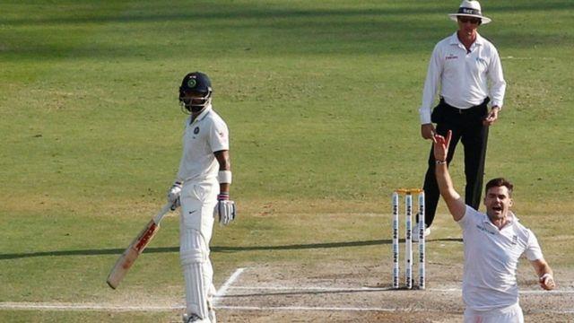 इंग्लैंड बनाम भारत
