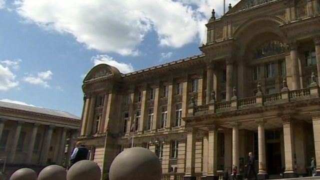 Birmingham City Council.