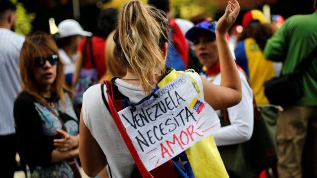 VENEZUELA EYLEM
