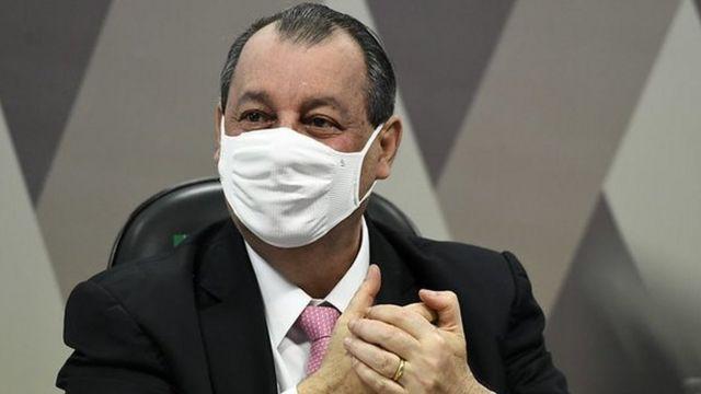 Omar Aziz na CPI
