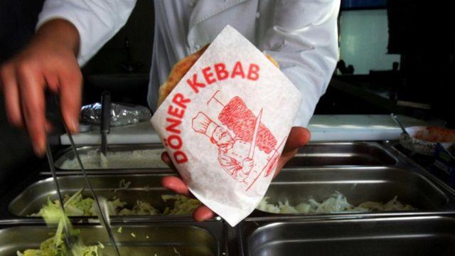 柏林的土耳其烤肉店比伊斯坦布爾的還要多(圖片來源:Bloomberg/Getty)