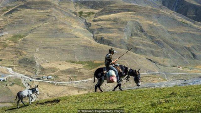 Xınalıq kəndi