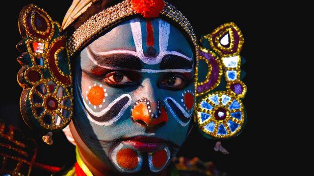 तमिल नाटक - द्रौपदी वास्थिरबारणं