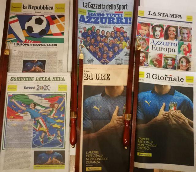 İtalyan basını