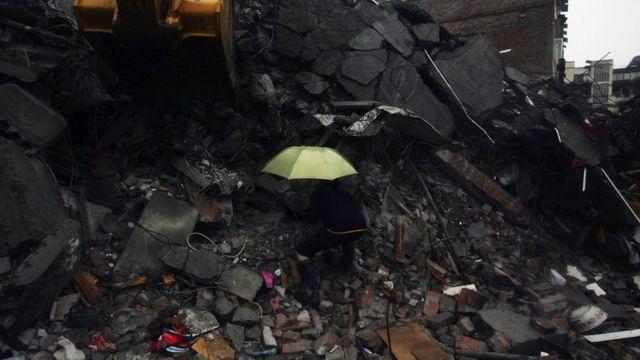 2008年汶川地震