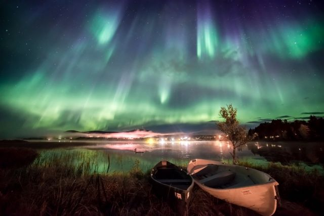 Kayaks by Marcus Kiili