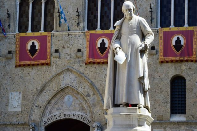 Monte dei Paschi races to raise €5bn cash by end of year