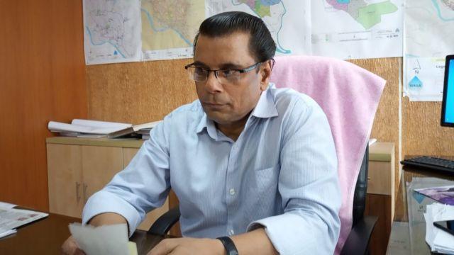 ঢাকা ওয়াসার একজন প্রকৌশলী একেএম সহিদউদ্দিন