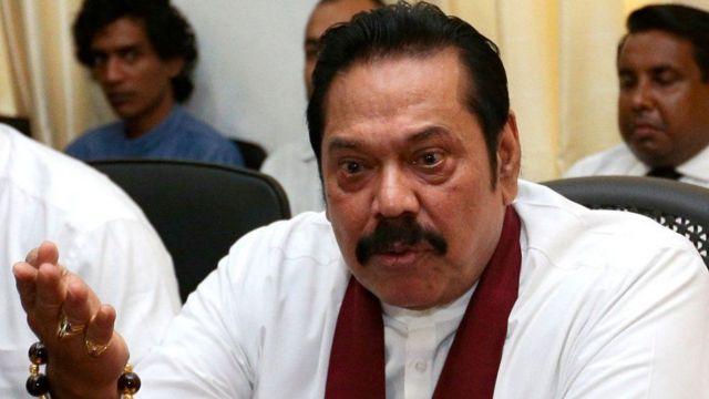Ana zargin tsohon shugaba Mahinda Rajapaksa da rashawa da azabtarwa a lokacin yakin basasar kasar