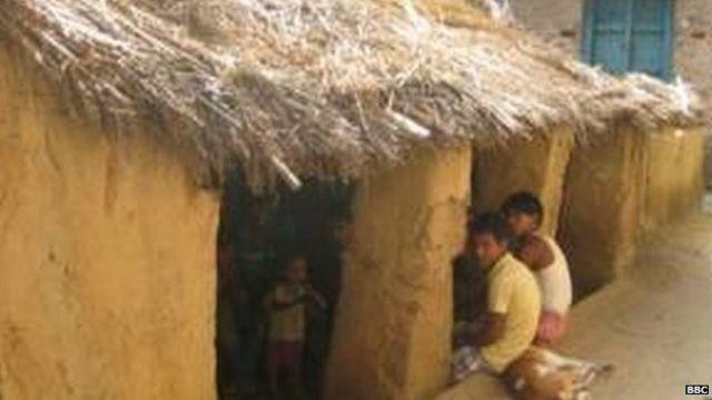 लक्ष्मणपुर-बाथे का दलित टोला (फाइल फोटो)