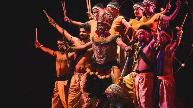बघेली नाटक - आनंद रघुनन्दन