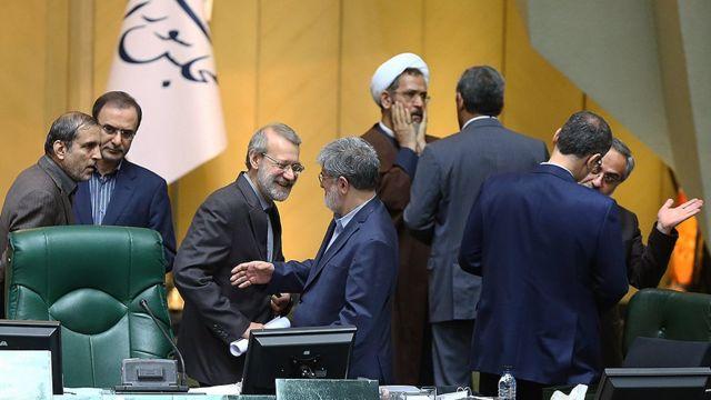 مجلس شورا اسلامی ایران